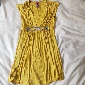 Sky-like Mini-Dress/Tunic